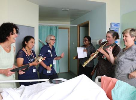 Música, el nuevo tratamiento contra la ansiedad preoperatoria