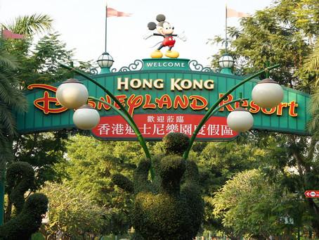 Disneyland Hong Kong reabre por tercera vez en un año.