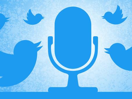 Twitter planea permitir a creadores vender boletos para eventos de audio en vivo.