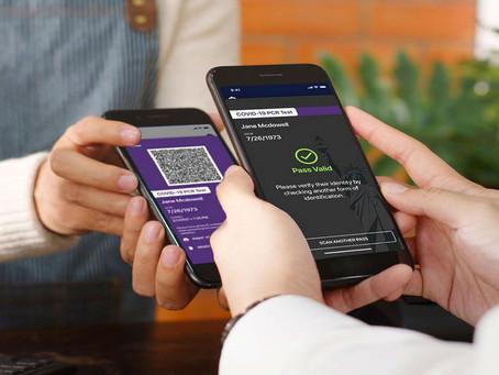 """App con """"Pase de Salud"""" se utilizará en eventos de Nueva York."""