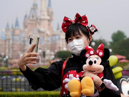 Disney Shangai re-abre sus puertas tras cuarentena
