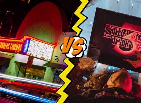 La Batalla del Streaming vs Cine tradicional