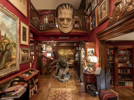 """Llega a México """"En casa con monstruos"""" de Guillermo del Toro"""