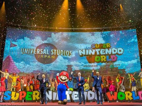 ¡Este 2020 trae al mundo de Nintendo!