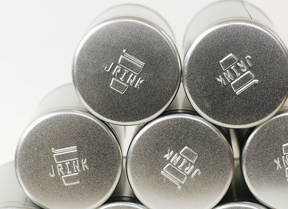 Jrink Signature Tea Tin