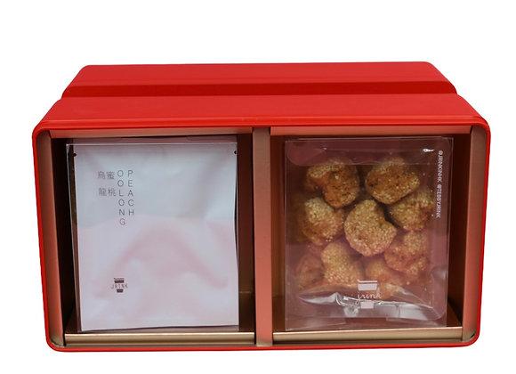 「笑笑口」新春茶葉禮盒