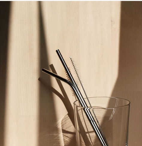 Sip Summer with eco-friendly straw