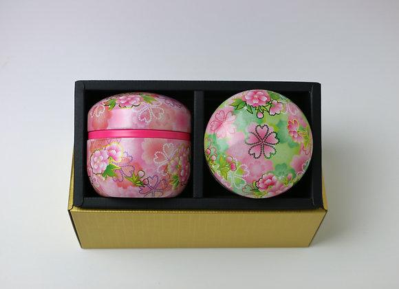 Suzuko Tea canister Gift Set
