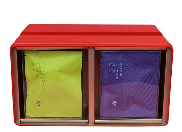 十全十美 新春茶葉禮盒