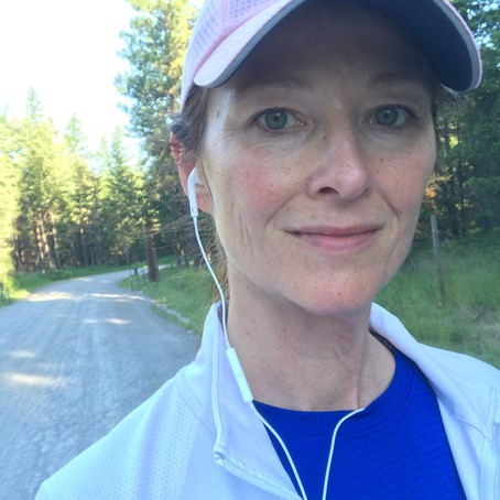 Running and a Journey