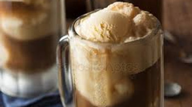 Rootbeer Float Fudge