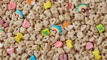 Lucky Charms Fudge