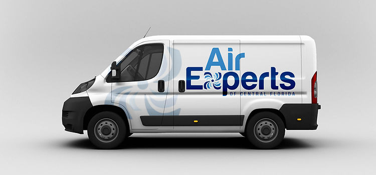 Air Experts Van
