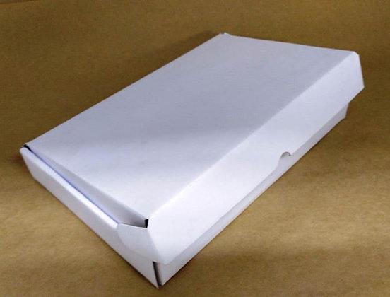 Caixa para E-commerce 27 x 18 x 4 cm - pacote com 10 unidades