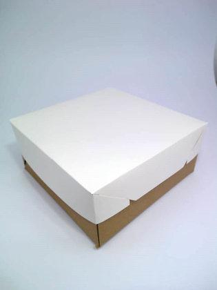 Caixa Tampa e Fundo 22x22x10 cm - pacote com 20 unidades