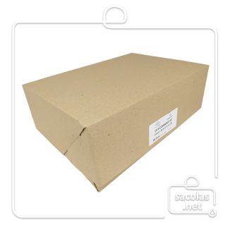 cx e-commerce papelão 36x27x12cm loja po