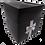 Thumbnail: Caixa Box Preta 15 x 13 x 13 cm (AxLxP) - pacote com 5 unidades