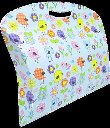 Caixa Maleta Primavera 25,5 x 32 x 7 x 32 x 7 cm (AxLxP) - pacote com 5 unidades
