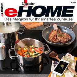 artikel, zeitschrift, kochen, herd, induktion, app, smart home,