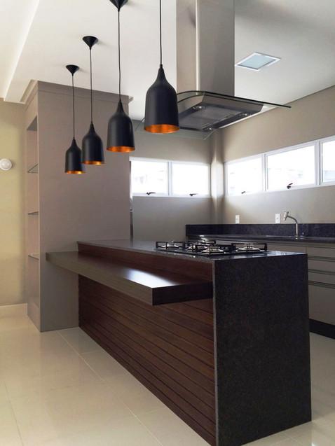 Cozinha - Salão de Festas