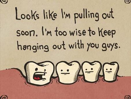 Wisdom Teeth... Do I Need Them Removed?