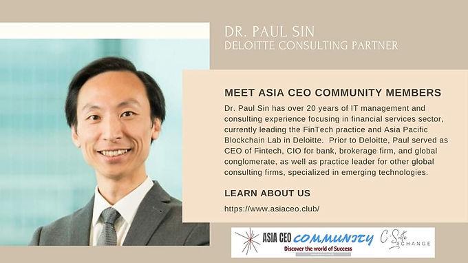 Deloitte Consulting Partner