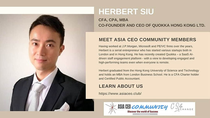 Co-founder and CEO