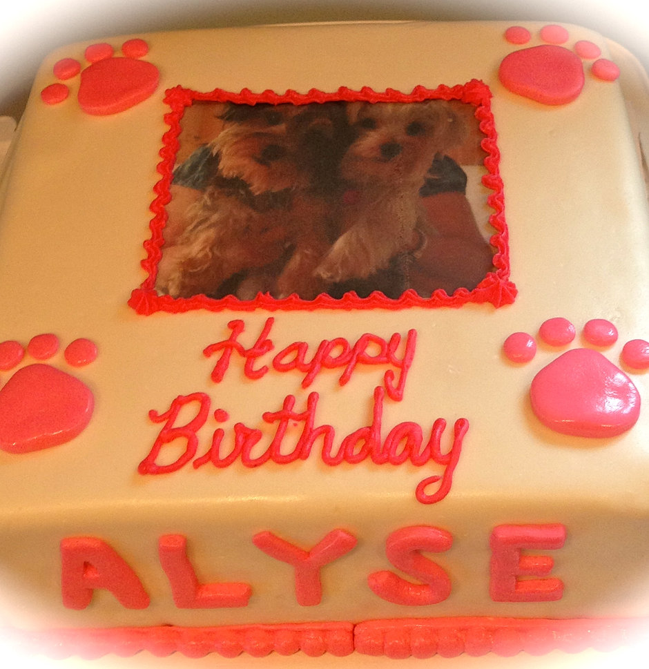 Free Birthday Cake Pictures For Facebook