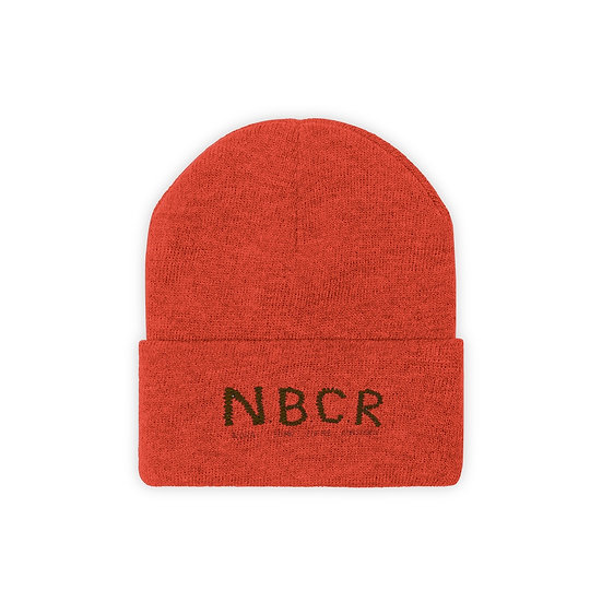 NBCR Knit Beanie