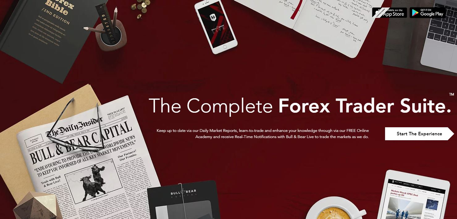 Trade Smarter | Learn to Trade Forex | Bull & Bear Capital