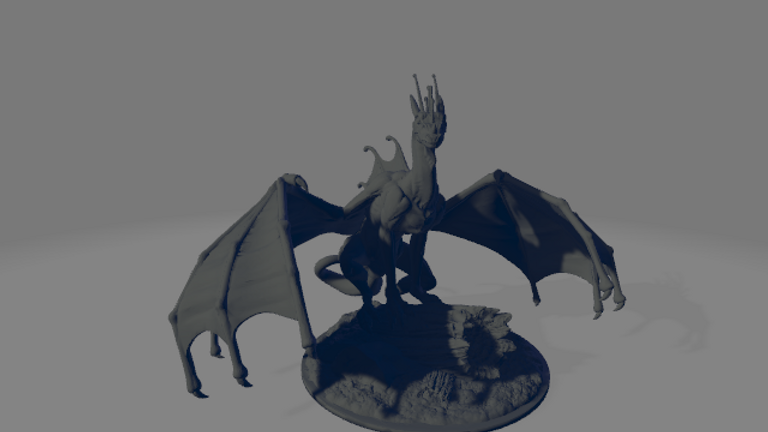 Fae Dragon