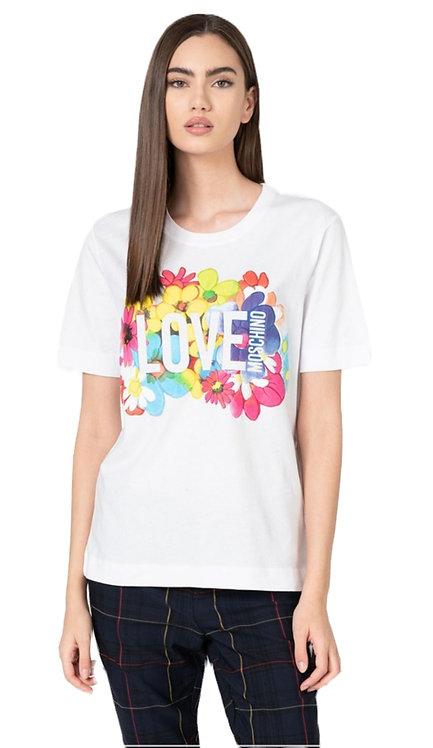 Love Moschino - T- Shirt Donna