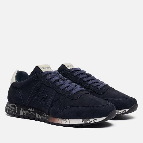 Premiata- Sneakers Scarpe Uomo Premiata Blu Eric 4936