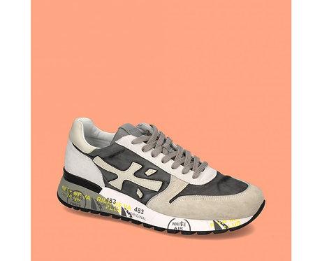 Premiata- Sneakers Scarpe Uomo Ghiaccio- Antracite Mick4952