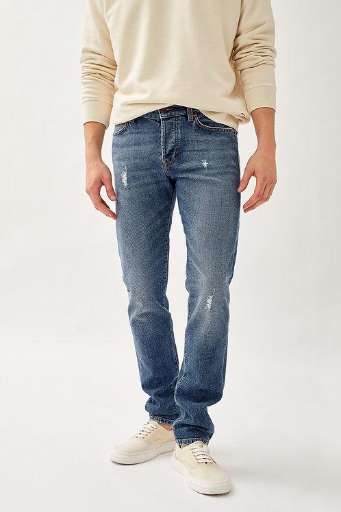 Roy Roger's- Jeans Uomo Roy Rogers Mod. 517 Man Denim Stretch Findo