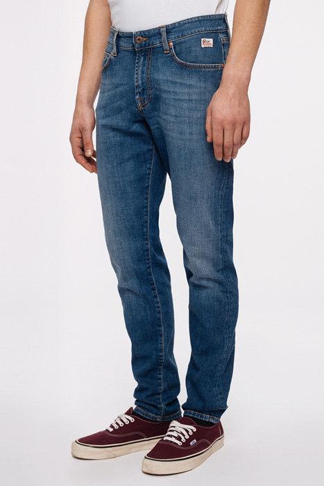 Roy Rogers - Jeans Uomo 529 Cut Man Denim Stretch Match
