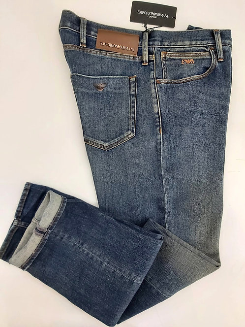 Emporio Armani- Jeans Uomo Comfort