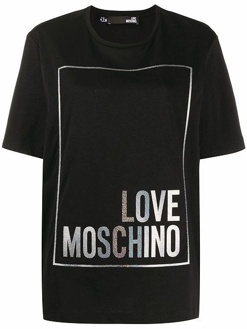 Love Moschino - T-Shirt Donna Oversize