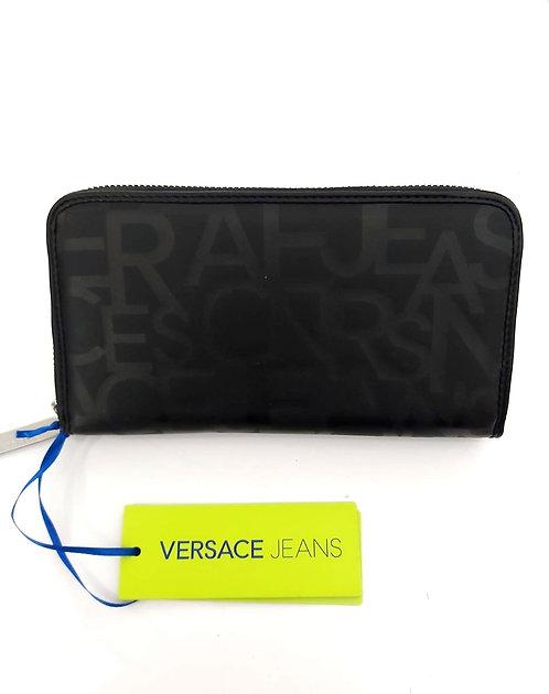 Versace Jeans - Portafoglio Donna In Nappa Logata