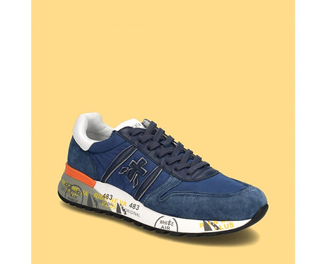 Premiata- Scarpe Sneakers Uomo Lander 4592