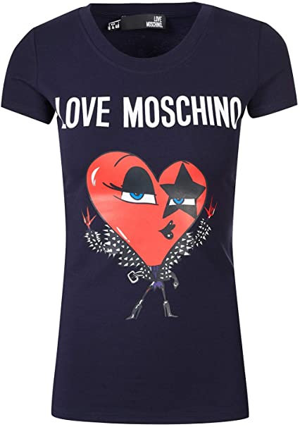 Love Moschino - T-Shirt Donna