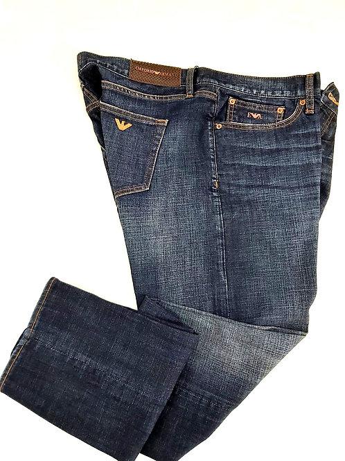 Emporio Armani - Jeans Uomo 5 Tasche Comfort