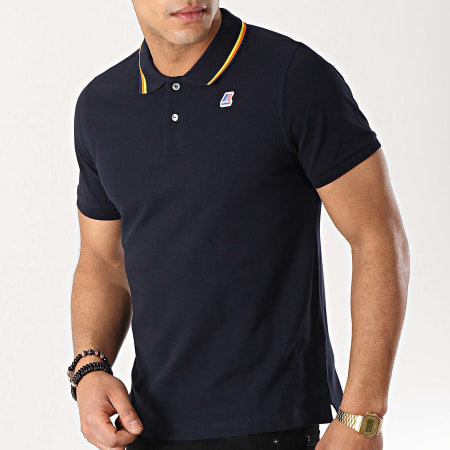 K-way- Polo Uomo
