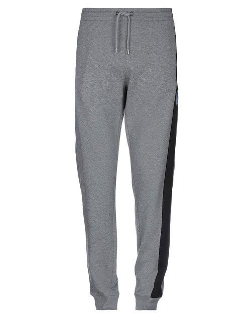 Bikkembergs - Pantalone Jogger Sportivo Uomo Grigio