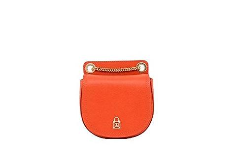 Patrizia Pepe - Borsa Borsetta Mini Bag Deep Orange 2V6720/AT78-R554