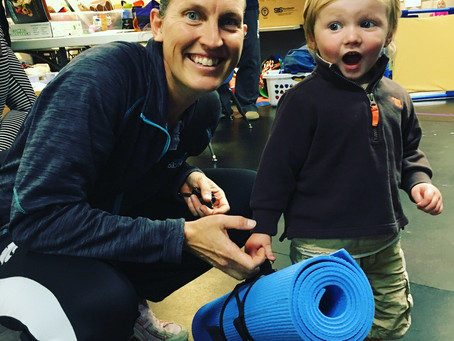 Kids Yoga Teacher Spotlight : Paula Donald