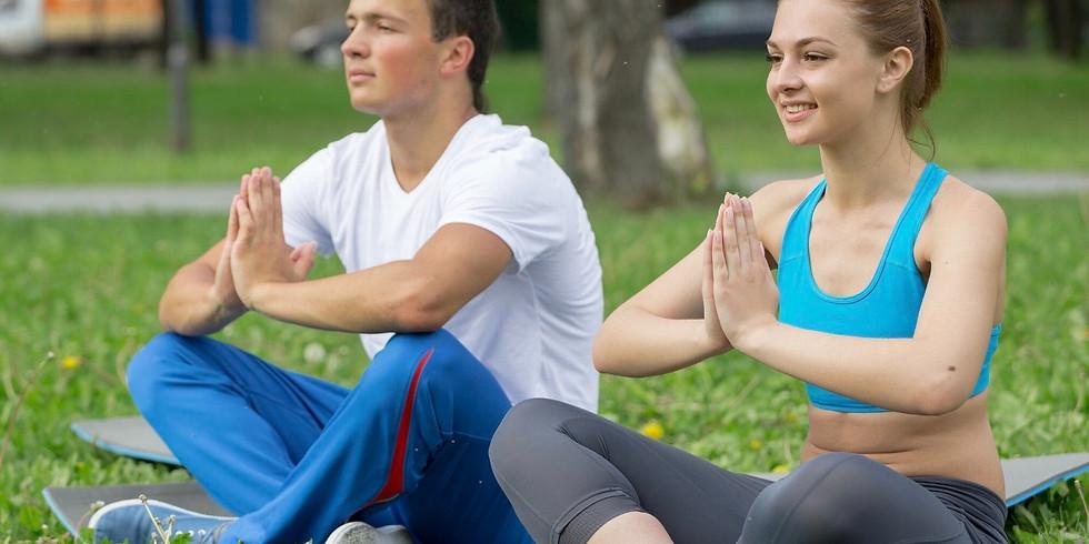 Yoga in the Park (Teen)