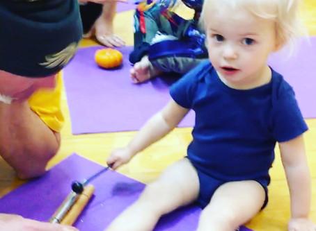 Kids Yoga Tools #2 : Sound Bar/Zenergy Chime