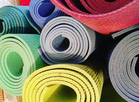 Kids Yoga Tools #10 : Yoga Mats