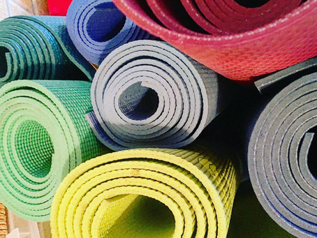 Kids Yoga Tools #10 : Yoga Mats